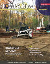 IOWPA News, Winter 2020
